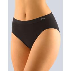 Dámské kalhotky Gina černé (00008)