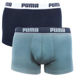 2PACK pánské boxerky Puma vícebarevné (671012001 315)
