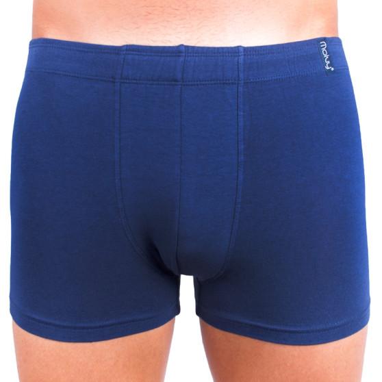 Pánské boxerky Molvy tmavě modré (MP-994-BEU)