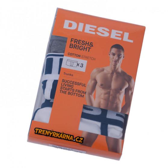 3PACK pánské boxerky Diesel vícebarevné (00ST3V-0JKKC-E4120)