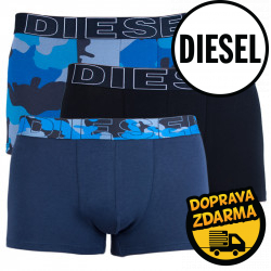 3PACK pánské boxerky Diesel vícebarevné (00ST3V-0PAQZ-E4072)