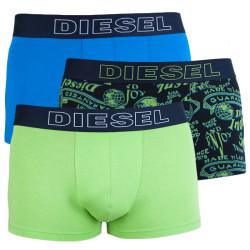 3PACK pánské boxerky Diesel vícebarevné (00SAB2-0CATC-E4065)