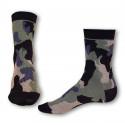 Ponožky Styx crazy khaki maskáč (H327)