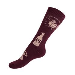 Ponožky Horsefeathers vícebarevné (AM021B)