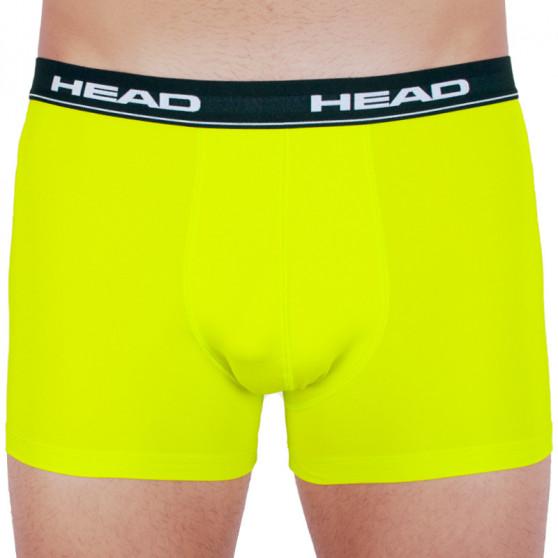 2PACK pánské boxerky HEAD vícebarevné (871001001 385)