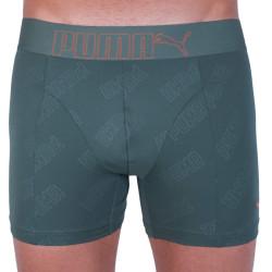 Pánské boxerky Puma zelené (681034001 390)