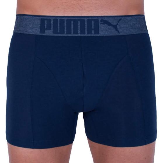 Pánské boxerky Puma modré (681035001 321)