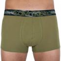 Pánské boxerky Calvin Klein khaki (NB1590A-3XC)