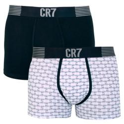 2PACK pánské boxerky CR7 vícebarevné (8302-49-534)