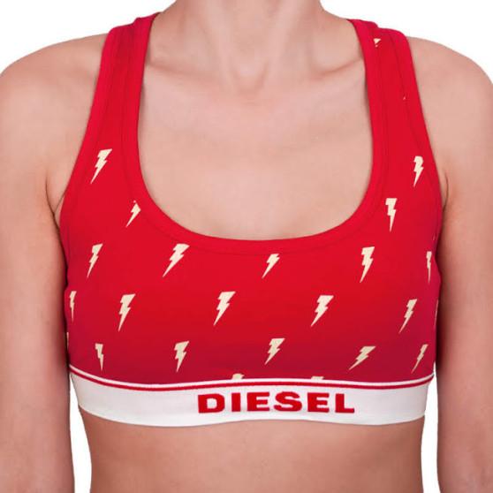 Dámská podprsenka Diesel červená (00SK86-0NAVY-42A)