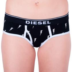 Dámské kalhotky Diesel černé (00SEX1-0NAVY-900)