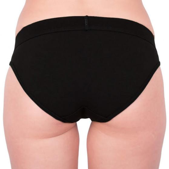 Dámské kalhotky Calvin Klein černé (QF4921E-001)
