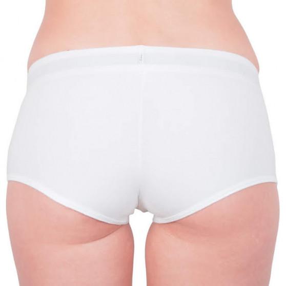 Dámské kalhotky Calvin Klein bílé (QF4995E-100)