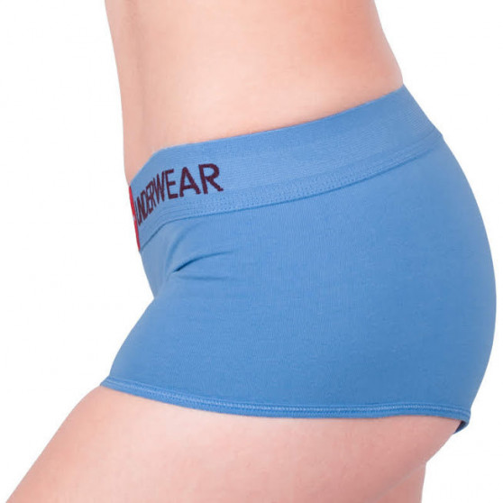 Dámské kalhotky Calvin Klein modré (QF4922E-PWB)