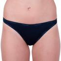 Dámské kalhotky Calvin Klein tmavě modré (QF4530E-0PP)