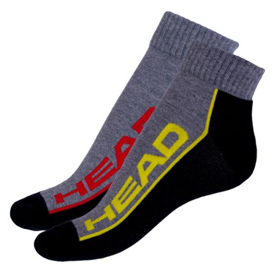 2PACK ponožky HEAD vícebarevné (781009001 899)