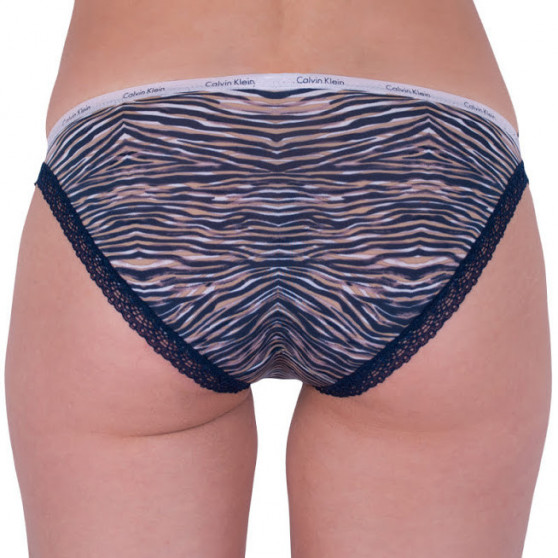 Dámské kalhotky Calvin Klein vícebarevné (D3447E-MZT)