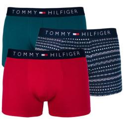 3PACK pánské boxerky Tommy Hilfiger vícebarevné (UM0UM00941 067)