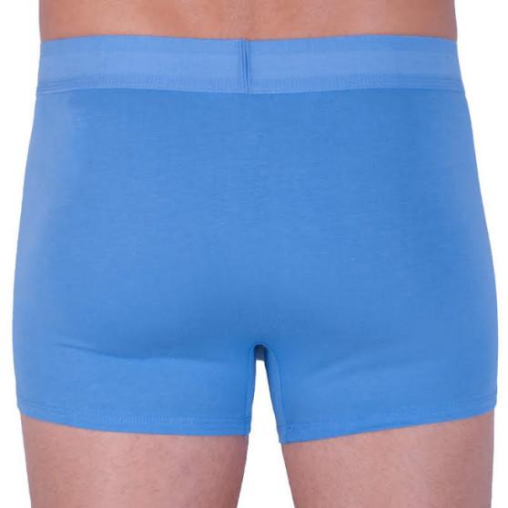 Pánské boxerky Calvin Klein modré (NB1678A-PWB)