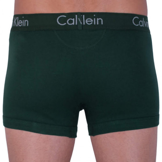 Pánské boxerky Calvin Klein zelené (NB1476A-3ZS)