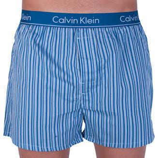 Pánské trenky Calvin Klein modré (NB1524A-2NQ) L b17c4256f72