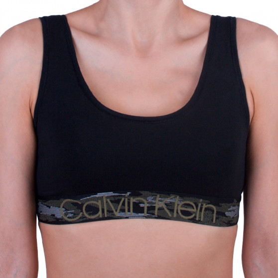 333a07a90c Dámská podprsenka Calvin Klein černá (QF4949E-001)
