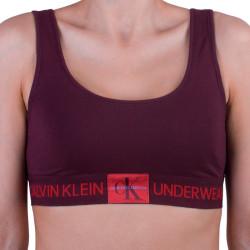 Dámská podprsenka Calvin Klein červená (QF4918E-XP2)
