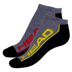 2PACK ponožky HEAD vícebarevné (781008001 899)