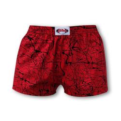 Dětské trenky Styx klasická guma  Jáchym červený (J753)