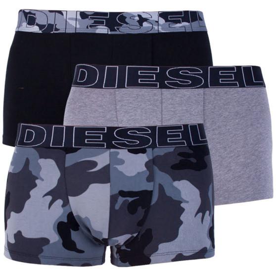3PACK pánské boxerky Diesel vícebarevné (00ST3V-0PAQZ-E4203)