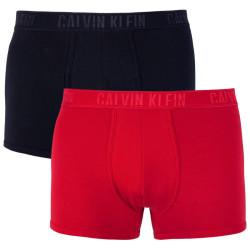 2PACK pánské boxerky Calvin Klein vícebarevné (NB1372A-GBE)