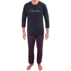 Pánské pyžamo Calvin Klein vícebarevné (NM1590E-IIG)