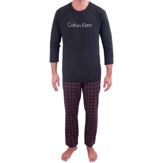 ce28ad441 Pánské pyžamo Calvin Klein vícebarevné (NM1590E-IIG)