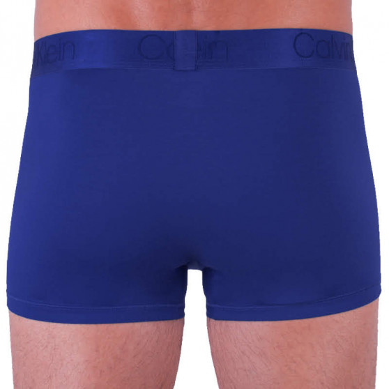 Pánské boxerky Calvin Klein modré (NB1556A-1LQ)