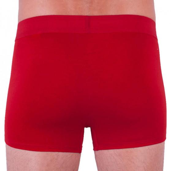 Pánské boxerky Calvin Klein červené (NB1678A-RYM)