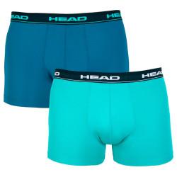 2PACK pánské boxerky HEAD vícebarevné (871001001 676)