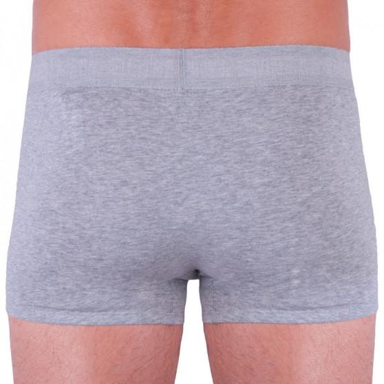 Pánské boxerky Calvin Klein šedé (NB1678A-080)