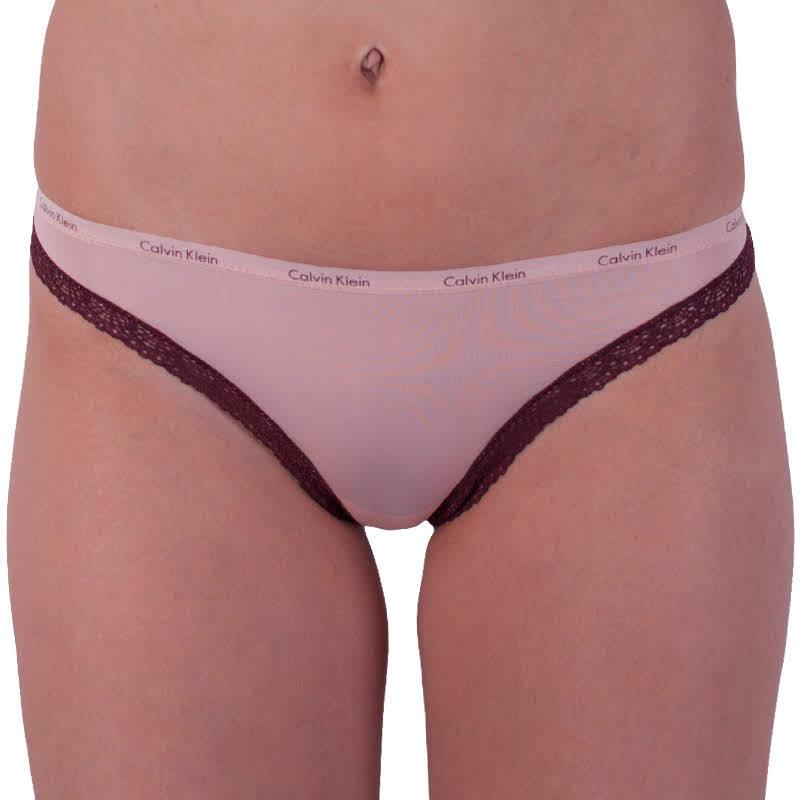 3PACK dámské kalhotky Calvin Klein vícebarevné (QD3591E-MXS) f6a14df305