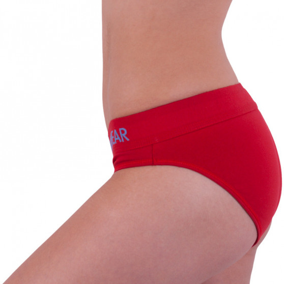 Dámské kalhotky Calvin Klein červené (QF4921E-RYM)