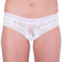 Dámské kalhotky Victoria's Secret bílé (ST11130409 CC 34Y5)