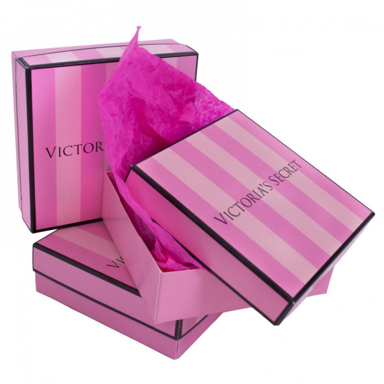 Dámské kalhotky Victoria's Secret růžové (ST 11130409 CC 0D1Z)
