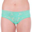 Dámské kalhotky Victoria's Secret zelené (ST 11119285 CC 41P5)