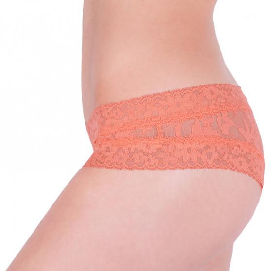 Dámské kalhotky Victoria's Secret oranžové (ST 11130409 CC 09W6)