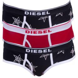3PACK dámské kalhotky Diesel vícebarevné. d4cce2b5e6