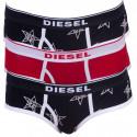 3PACK dámské kalhotky Diesel vícebarevné (00SQZS-0TAUZ-E3332)