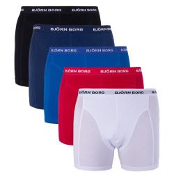5PACK pánské boxerky Bjorn Borg vícebarevné (9999-1026-90011)