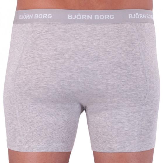 3PACK pánské boxerky Bjorn Borg vícebarevné (1841-1152-80701)