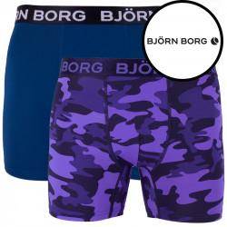 2PACK pánské boxerky Bjorn Borg vícebarevné (1841-1254-71721)