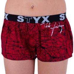 Dámské trenky Styx art sportovní guma Jáchym (T753)
