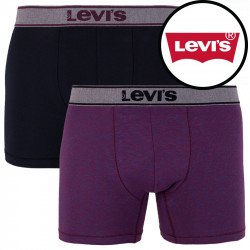 2PACK pánské boxerky Levis vícebarevné (985015001 603)